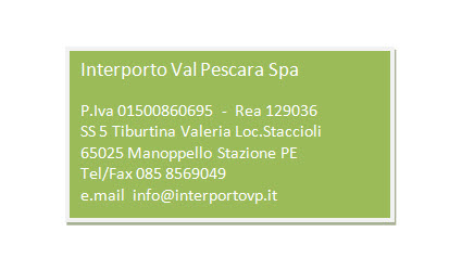 Interporto Val Pescara SpA